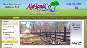 Alabama Horse Property