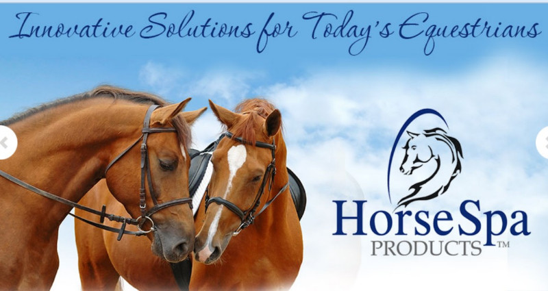 Horse Spa Products
