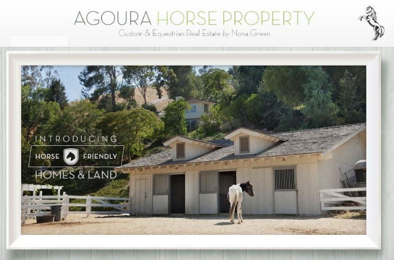 Agoura Horse Property - L.A. and Ventura County