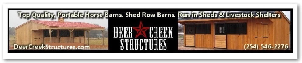 Deer Creek Structures