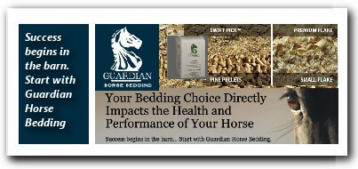 Guardian Horse Stall Bedding