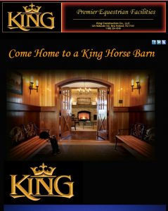 King Horse Barns on Stable.com