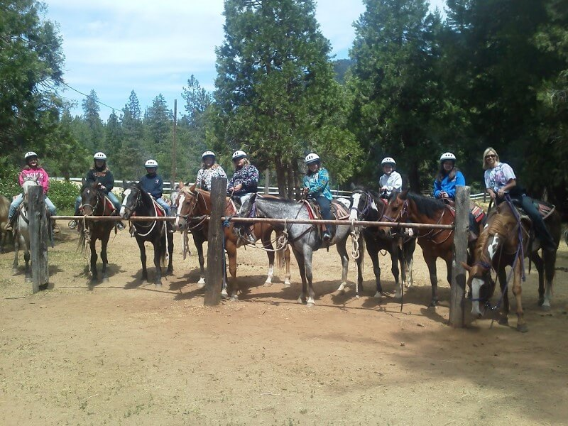 Coffee Creek Ranch Northern California Dude Ranch