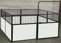 CMI Country Manufacturing Modular Horse Stalls