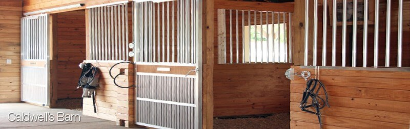 Armour Companies Horse Stalls
