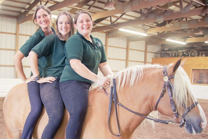Cross Creek Stables near Oklahoma City, lessons and summer camp