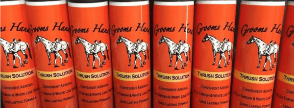 Grooms Hand Thrush Solution