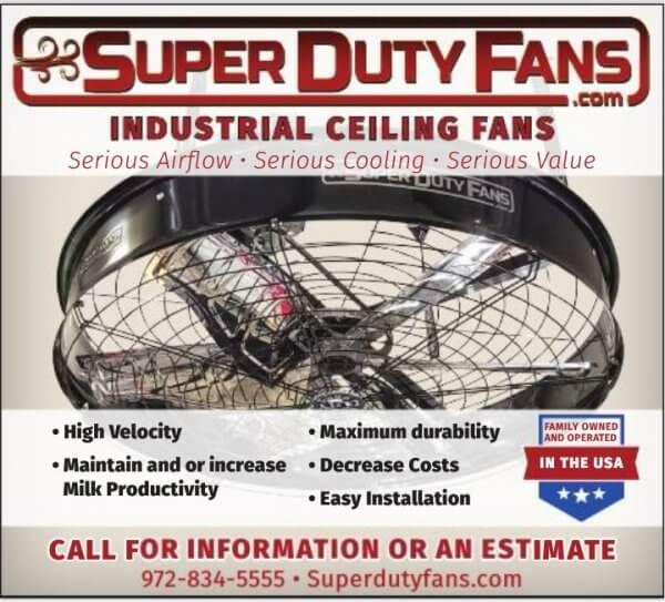 Super Duty Ceiling Fans