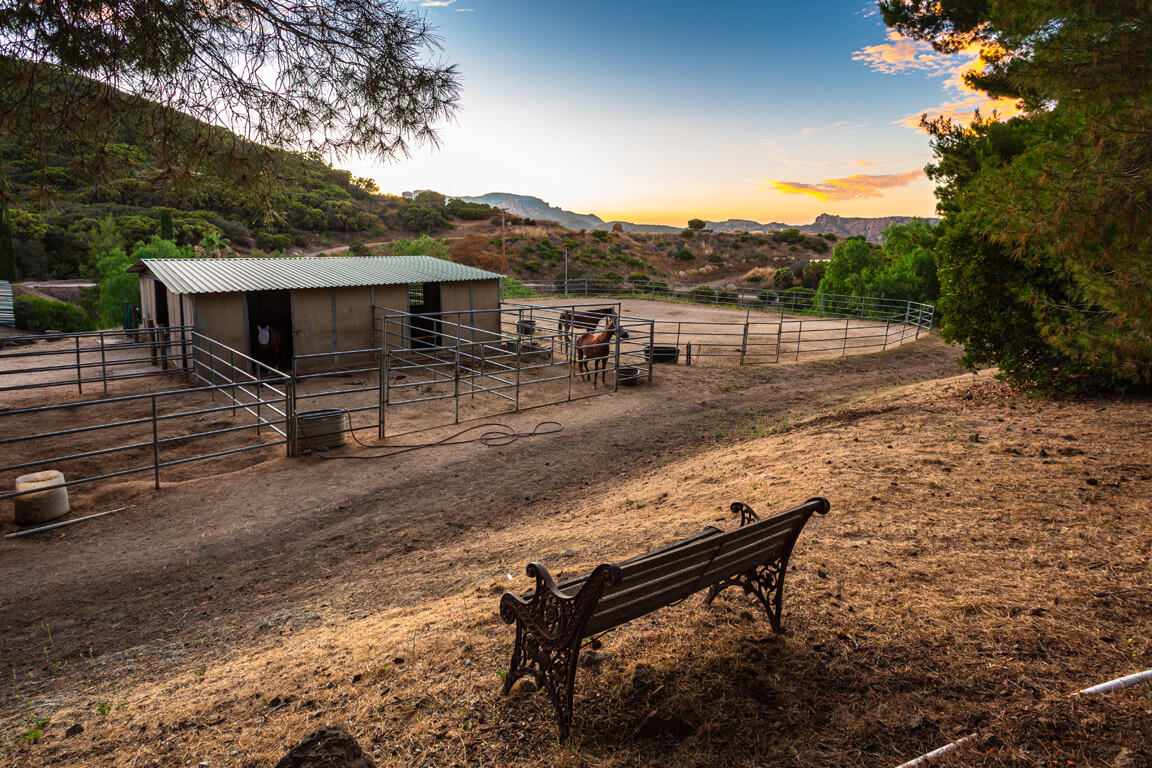 Endurance Riding Legend Boyd Zontelli sells Malibu Ranch